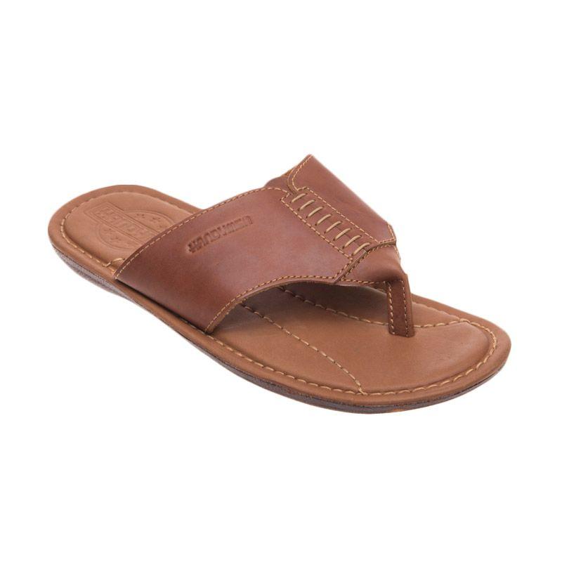 Handymen Mdr 01 Tan Sandal Pria