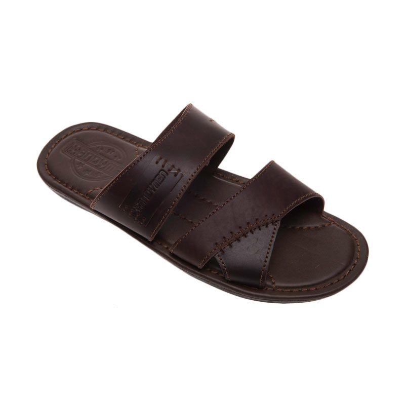 Handymen Mdr 02 Brown Sandal Pria