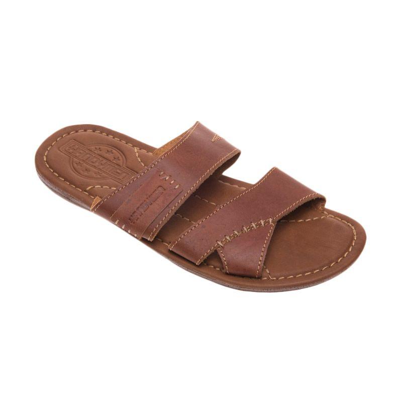 Handymen Mdr 02 Tan Sandal Pria