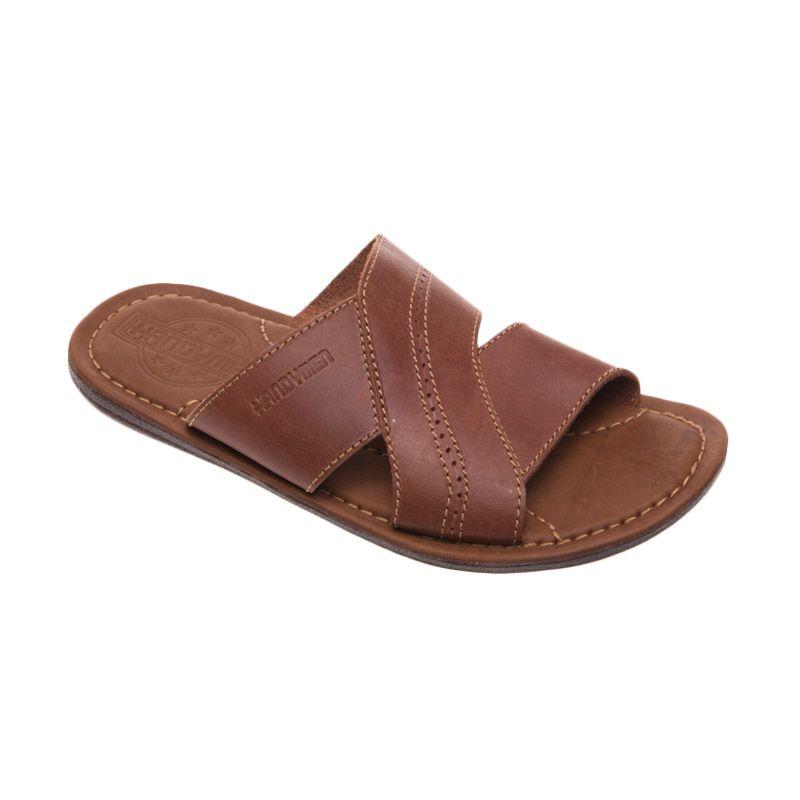Handymen Mdr 04 Tan Sandal Pria
