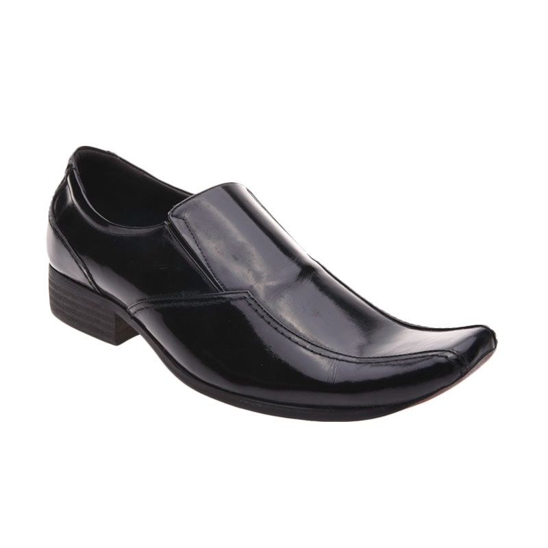 Handymen P 5002 Black Sepatu Formal Pria