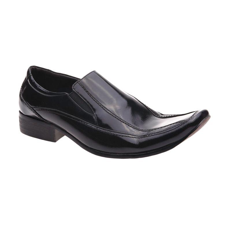 Handymen P 5005 Black Sepatu Formal Pria
