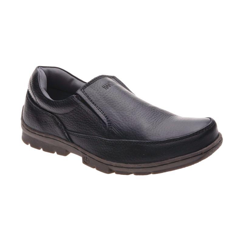 Handymen PS 01 Black Sepatu Pria