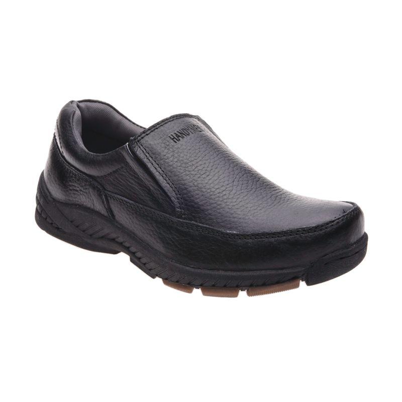 Handymen PS 02 Black Sepatu Pria