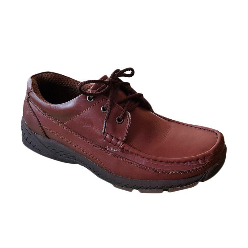 Handymen SBR 01 Brown Sepatu Pria