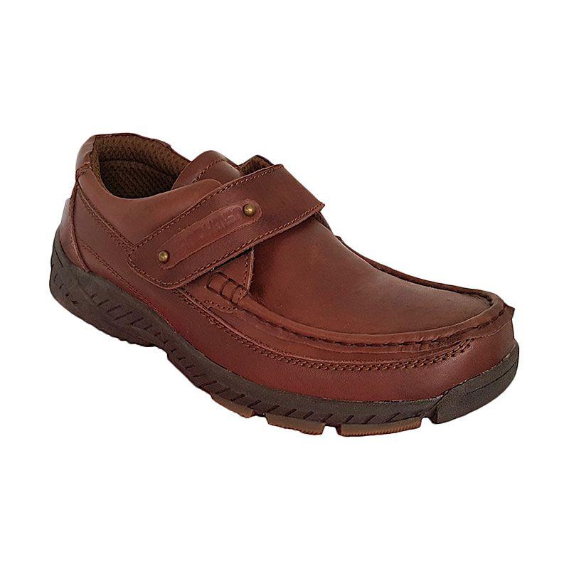 Handymen SBR 02 Brown Sepatu Pria