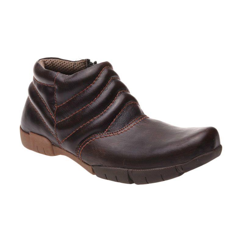 Handymen SMB 708 Brown Sepatu Pria