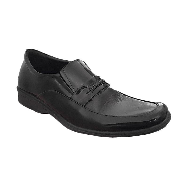 Handymen Formal SP 02 Black Sepatu Pria