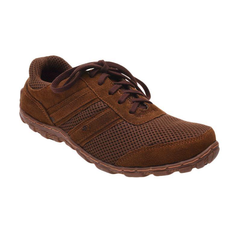 Handymen SPT 01 Brown Sepatu Pria