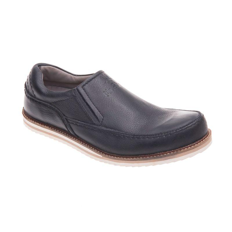 Mr. Show PD 01 Black Sepatu Pria