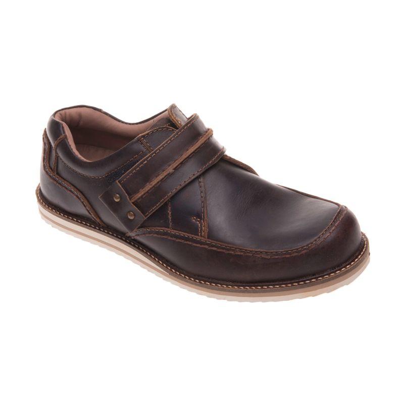 Mr. Show PD 02 Brown Sepatu Pria