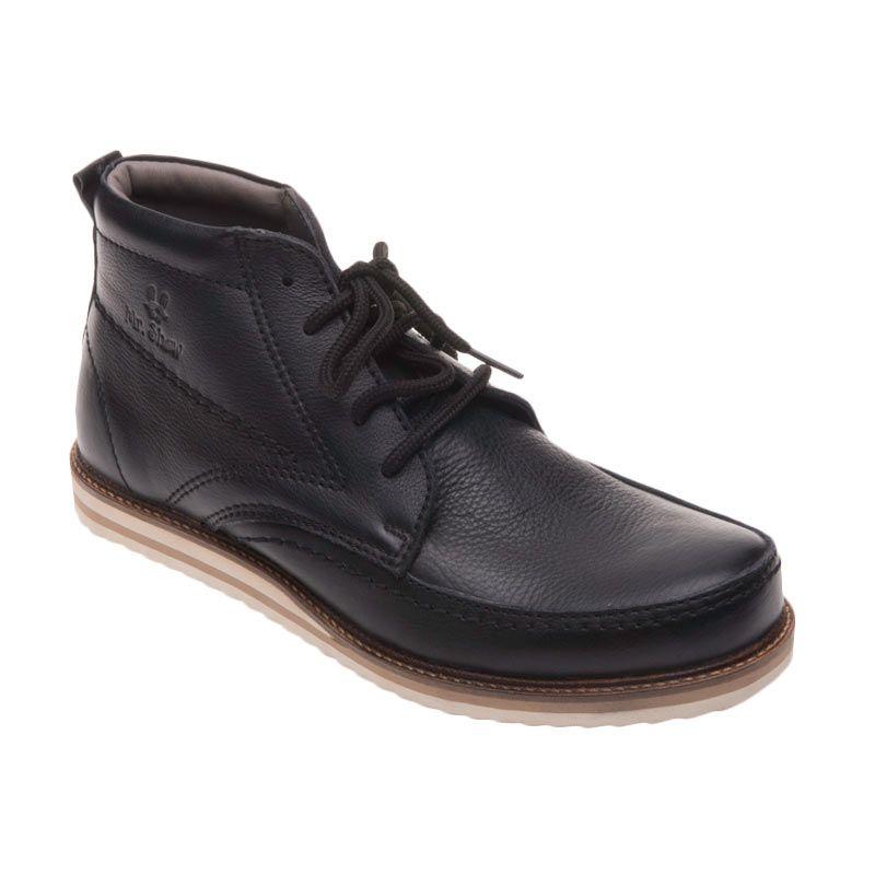 Mr. Show SBT 01 Black Sepatu Pria
