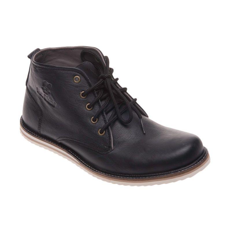 Mr. Show SBT 03 Black Sepatu Pria