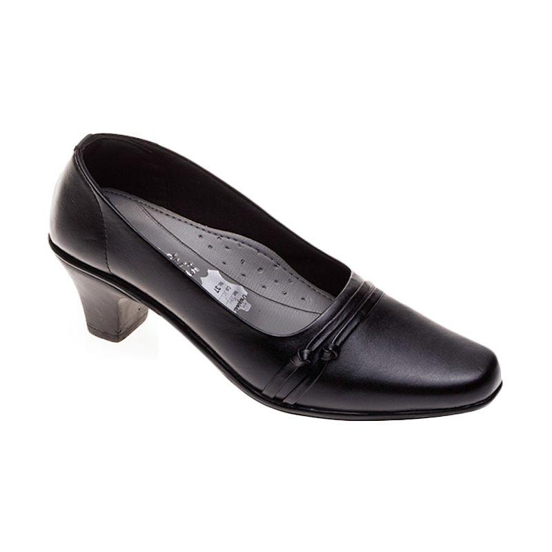 Vindy's 504 Black Sepatu Wanita