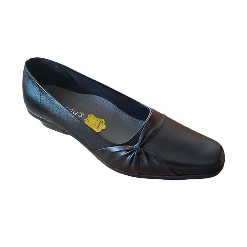 Vindy's Tulib 302 Hitam Sepatu Wanita