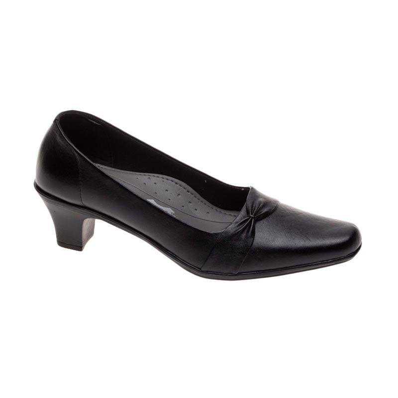 Vindy's 501 Black Sepatu Wanita