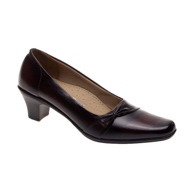 Vindy's 502 Black Sepatu Wanita