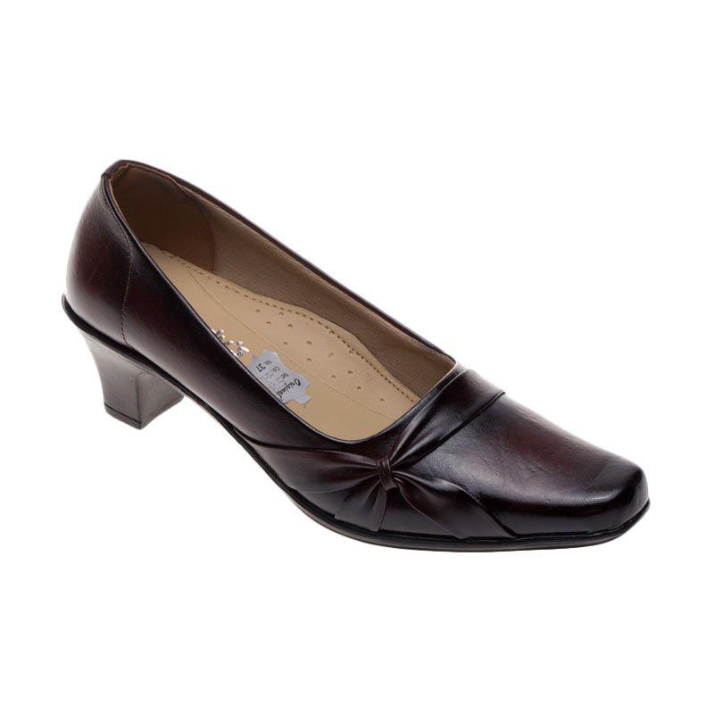 Vindy's 502 Maroon Sepatu Wanita