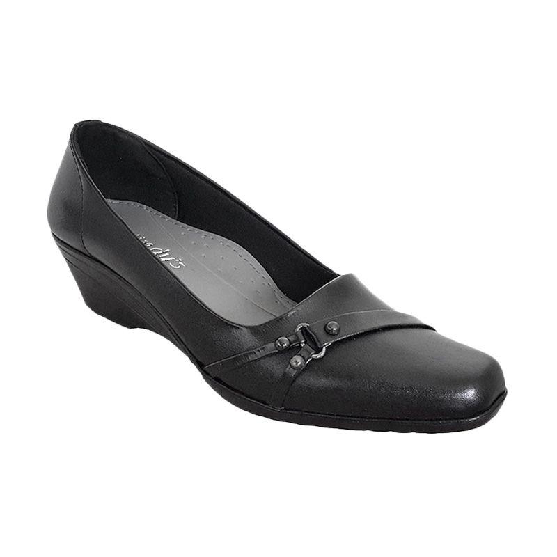 Vindy's 503 Black Sepatu Wanita