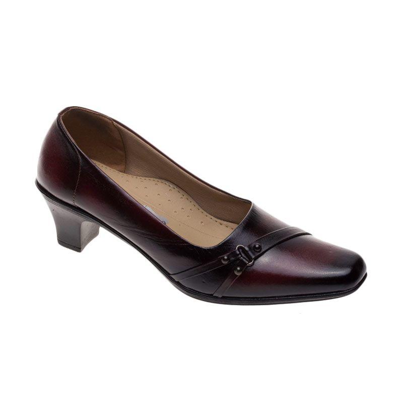 Vindy's 503 Maroon Sepatu Wanita