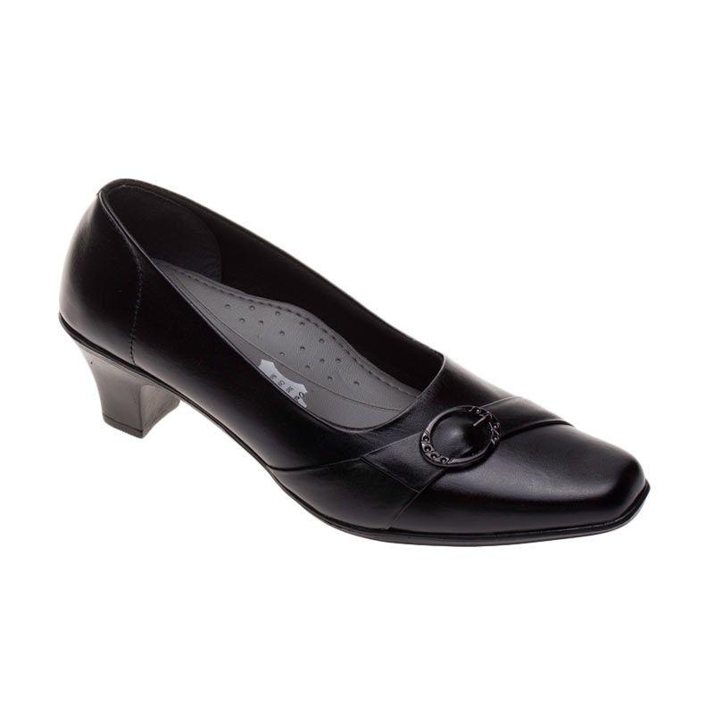 Vindy's 505 Black Sepatu Wanita