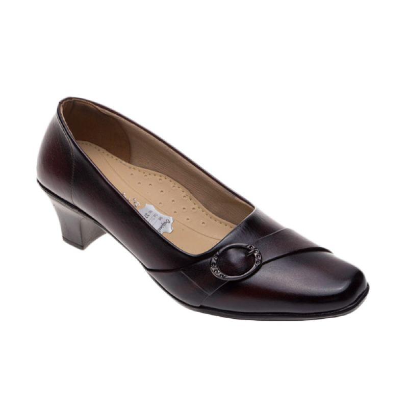 Vindy's 505 Maroon Sepatu Wanita