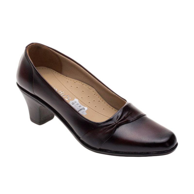 Vindy's Lili 501 Maroon Sepatu Wanita