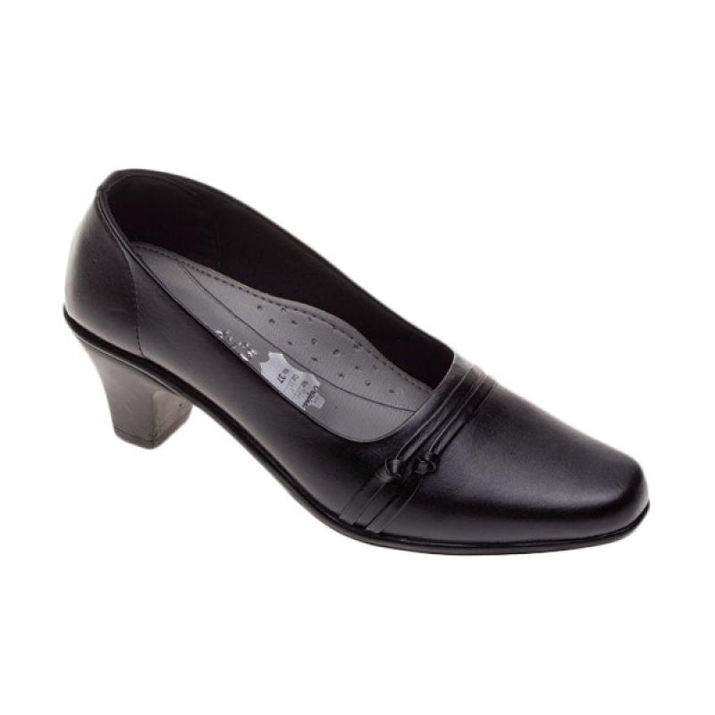 Vindy's Lili 504 Black Sepatu Wanita