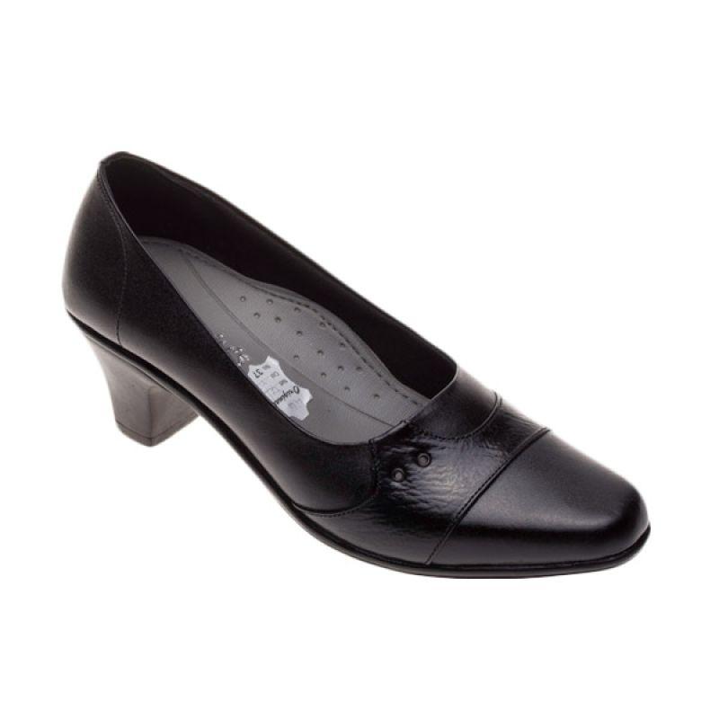 Vindy's Lili 506 Black Sepatu Wanita