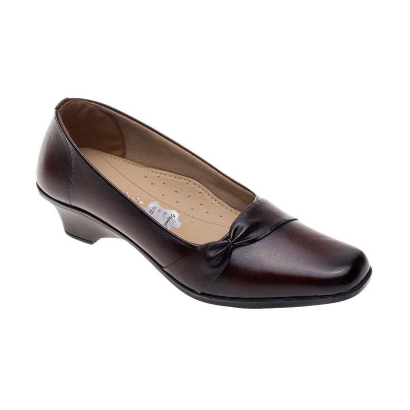 Vindy's Rose 401 Maroon Sepatu Wanita