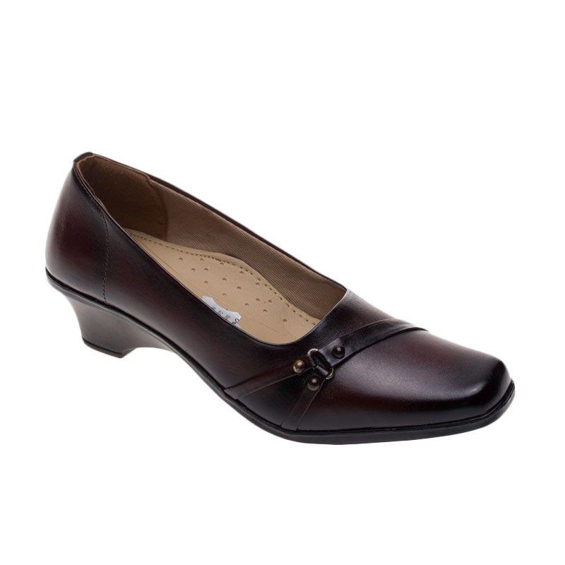 Vindy's Rose 403 Maroon Sepatu Wanita