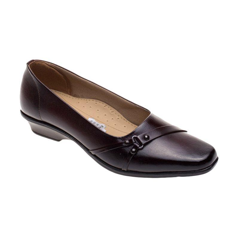 Vindy's Tulib 303 Maroon Sepatu Wanita