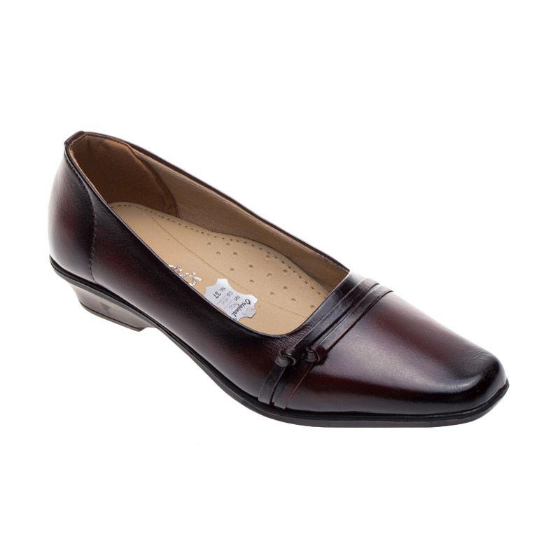 Vindy's Tulib 304 Maroon Sepatu Wanita