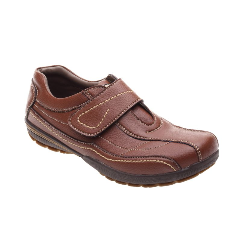X-Cuppee JG 014 Tan Sepatu Pria