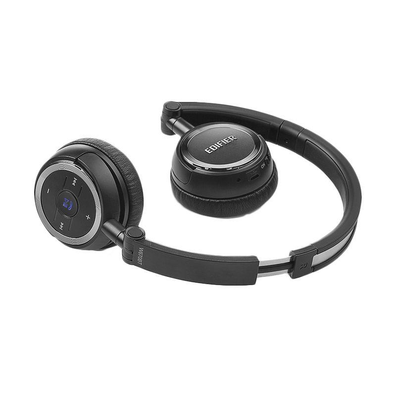 Edifier W670BT Black Bluetooth Headset