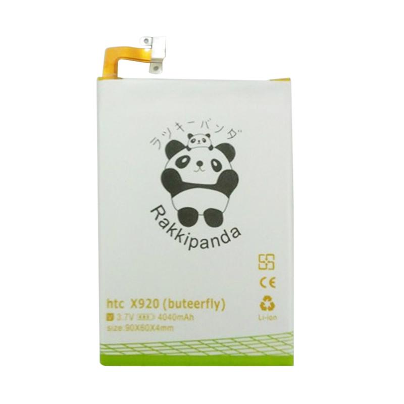 harga Baterai/Battery Double Power Double Ic Rakkipanda HTC Buteerfly / HTC X920 [4040mAh] Blibli.com