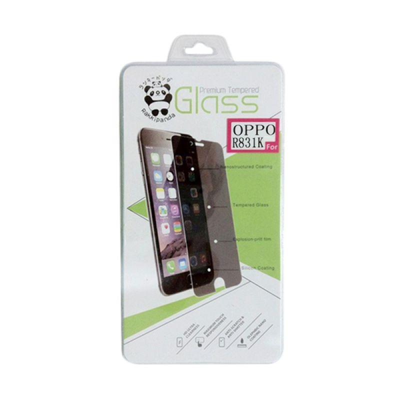 TEMPERED GLASS / SCREEN PROTECTOR RAKKIPANDA OPPO R831K