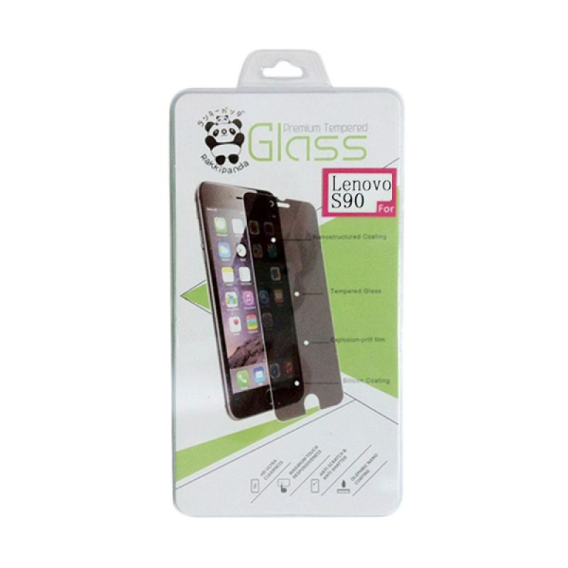 TEMPERED GLASS / SCREEN PROTECTOR RAKKIPANDA LENOVO S90