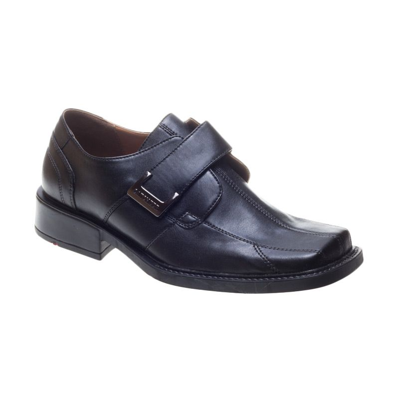 Catcheer Formal Shoes FR54 Hitam