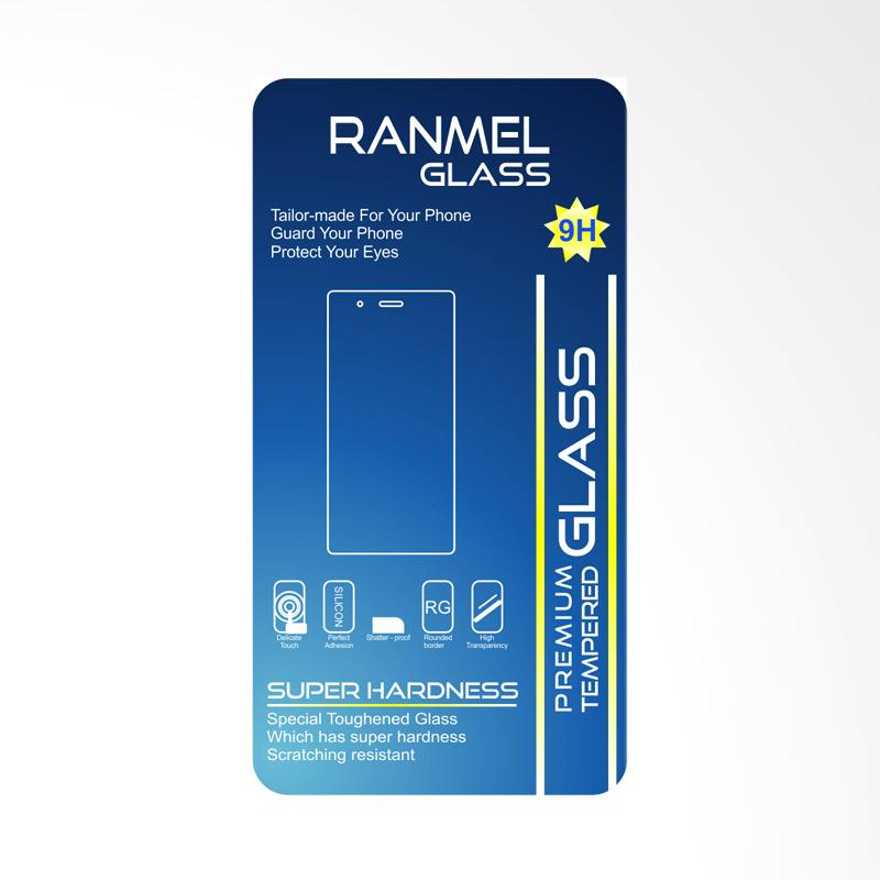 Ranmel Glass Tempered Glass Screen Protector for Lenovo K4 Note