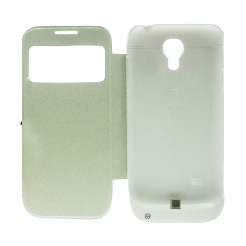 Rapid Battery Casing for Samsung Galaxy S4 Mini - Putih