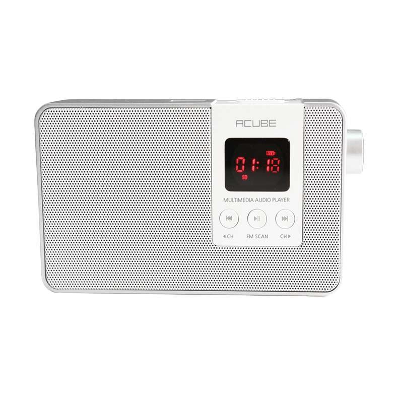 Rapid Boom R-5 Speaker - Putih
