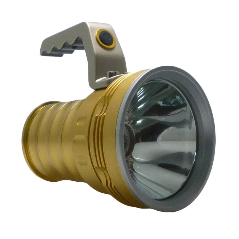 Rapid R-1110-G ALumunium Senter LED - Putih [10W]