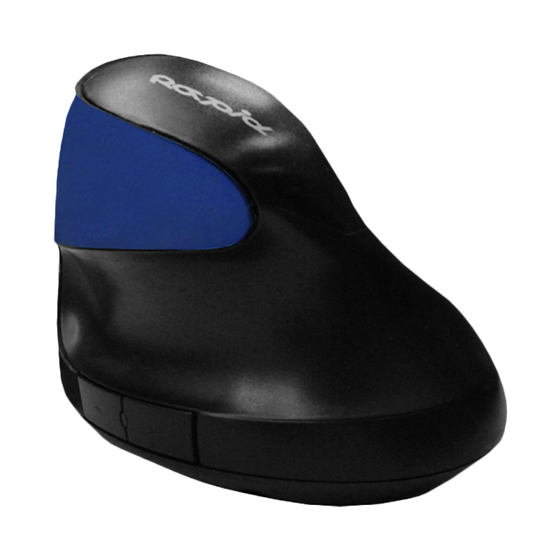 Rapid USB Vertical 03 Blue Mouse