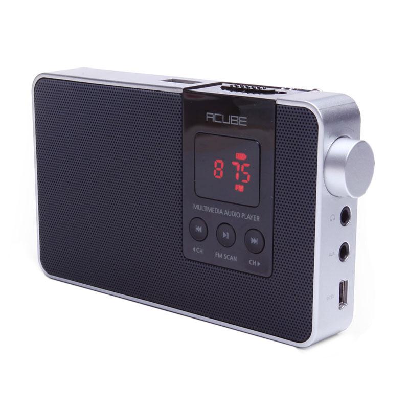 Rapid Boom R-5 Speaker - Hitam