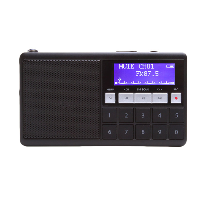 Speaker Boom R-7 - Black