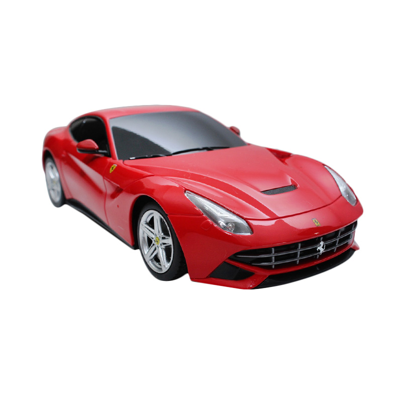 harga Rastar Mobil RC - Ferrari F12 Berlinetta Mainan Anak [1:24] Blibli.com