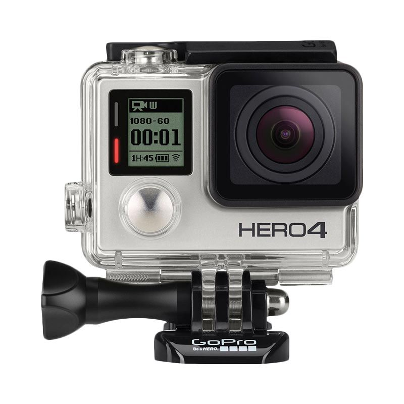 GoPro Hero 4 Silver Action Cam