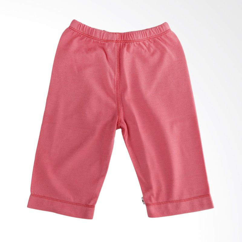 Babysoy Unisex Slip On Pant Blossom Celana Tidur Bayi