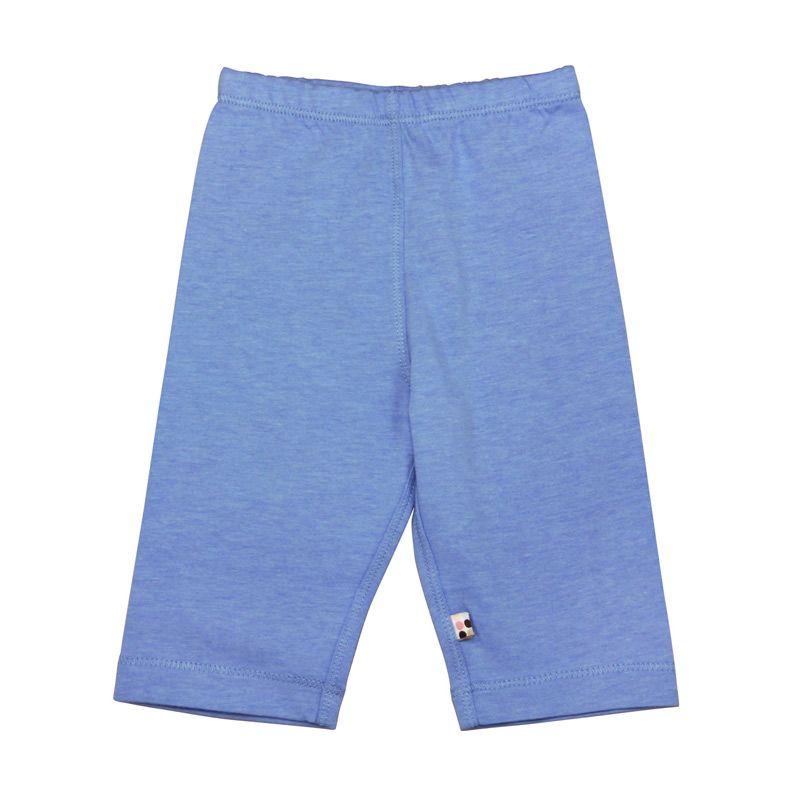Babysoy Unisex Slip On Pant Lake Blue Celana Tidur Bayi